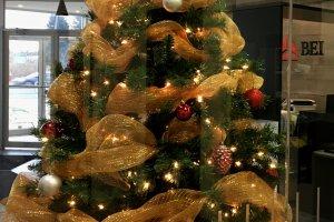 La petite histoire brûlante des lumières de Noël