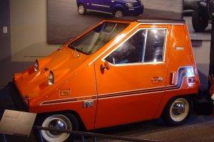 L'historique des véhicules électriques