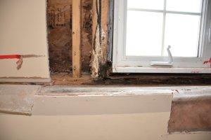 Infiltration d'eau: Les fenêtres sont-elles toujours coupables?