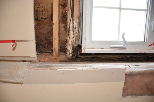 Water infiltration: Are the windows always guilty?